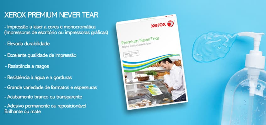 Xerox Premium Never Tear