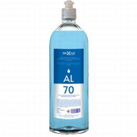 Gel Hidro-alcoólico - Recipiente de 1 litro - Pele sensível - Antalis,1